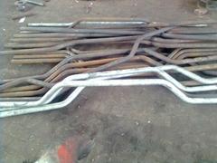 方形伸缩器弯管
