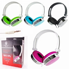 Music headset for MP3,MP4