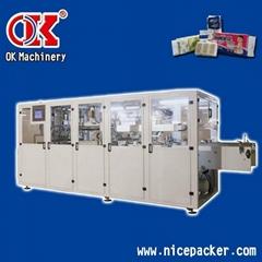 Facial Tissue Bundling Packing Machine OK-902