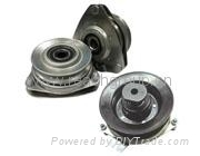Mower brake/clutch