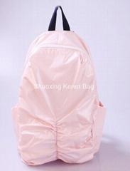 2012 Ladies New design Promotional Waterproof Backpack
