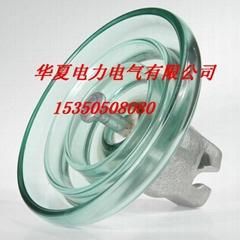 供應鋼化玻璃絕緣子LXHY-70