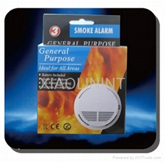 Photoelectric Smoke  Detector  (Independent)