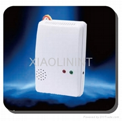Gas Leakage Detector (network)