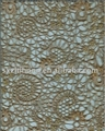 water-souble embroidery fabric 1