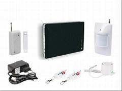 GSM无线防盗报警器