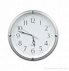 """Promotional quartz clock 12"""""""
