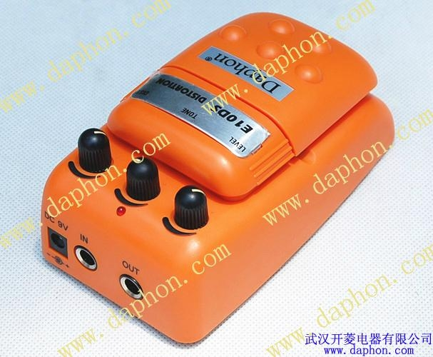 Perfect sounds Guitar Effects For music lovers-Daphon E10DS  2