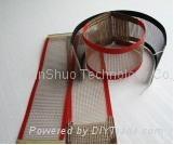 PTFE Fiberglass Mesh Conveyor Belt 1