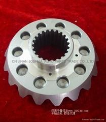 09款0225半軸齒輪