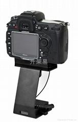 单反相机充电防盗展示架