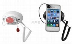 铝合金手机防盗充电展示架