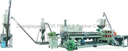 Granulating Production Line 2