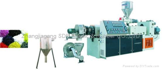 Granulating Production Line 3