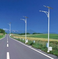 2012 New 30W LED Solar Street Lights/Solar Lamp