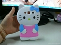 Silicone HKT phone cover case for