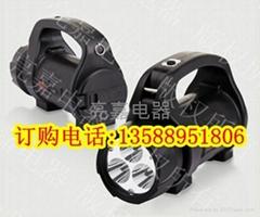 SW2500手搖充電手提式探照燈