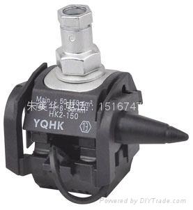 路灯接线分支专用灌胶式防水接线盒 2