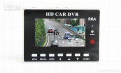 "HD Car DVR,2.7"" 2CH HD CAR DVR,Support Dual-channel recording simultaneously"