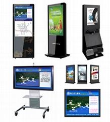 多媒體LCD顯示屏