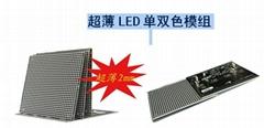超薄LED模組