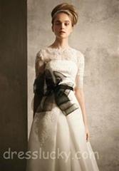 vera wang bridal gown bridesmaid dress free shipping