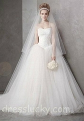 vera wang wedding dress evening dress formal gown free shipping
