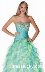 sherri hill prom dresses long blue cocktail dress