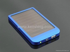 Solar Power Bank Portable Battery Charger