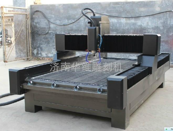 濟南華維數控石材雕刻機 1