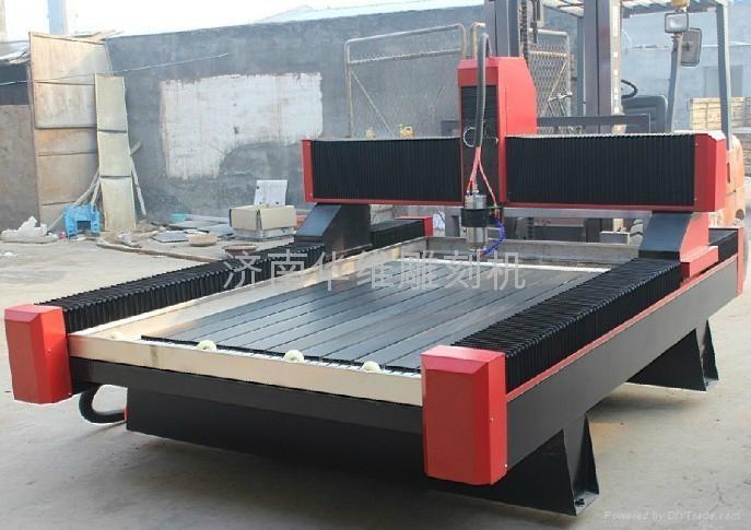濟南華維數控石材雕刻機 3