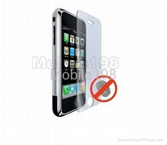 Clear Screen Protector Film for iPhone 4/4S