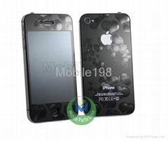 Anti-scratch Screen Protector for iPhone 3G/3GS 4G/4GS