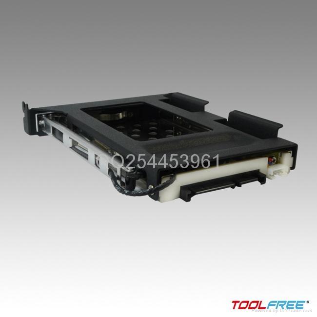2.5寸內置硬盤盒MRA258LPCI 3