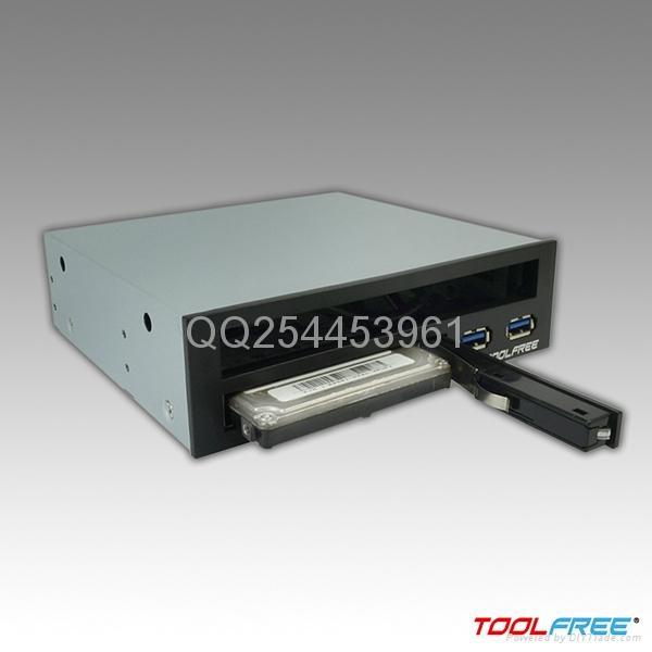 2.5英吋+光驅硬盤盒 4