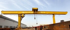 L Type Gantry Crane with Electric Hoist and lifting capacity 5-10t
