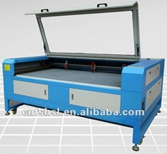embroidery textile laser fabric cutting machine