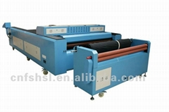 Auto Carpet Craft Industry Cutter Laser bed