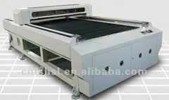 25mm acrylic laser CNC router Laser flat bed