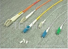 LC FIBER OPTIC PATCH CORDS