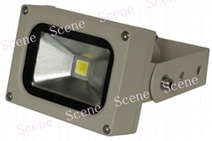 IP66 10W LED Floodlight with Aluminum material