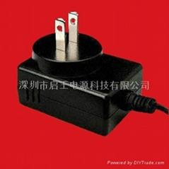 供应12W,24V 0.5A电源适配器,UL,FCC,PSE,3C认证