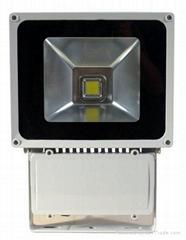 LED flood light 100w 85~265V high power led
