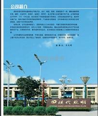 揚州市現代照明電器有限公司