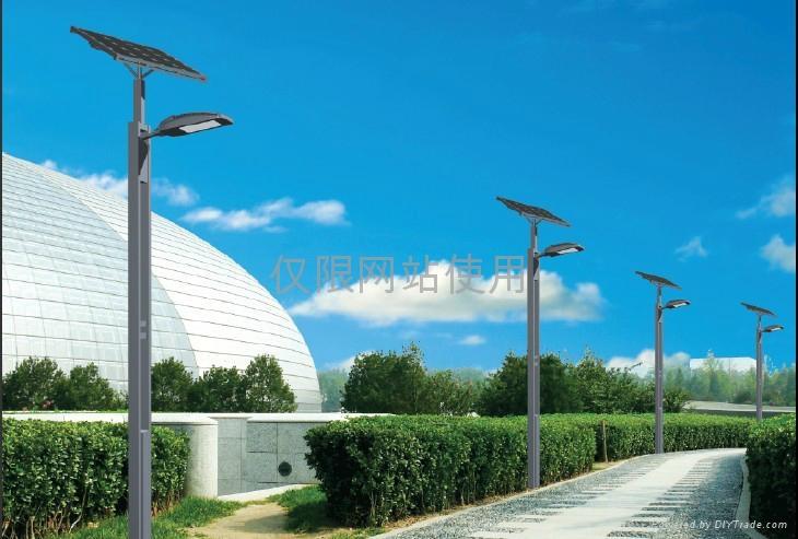 太陽能路燈 2
