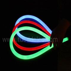11x23mm Super slim RGB led neon lights