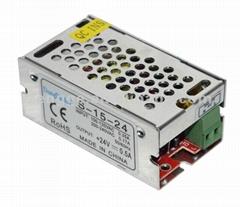 Non Waterproof 100 Watt LED Driver Power Supply 12 Volt DC (D-S-15-12L)