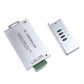12 V 4 a RGB LED Controller, Wireless RF Remote Controller 4 Keys for RGB LED St 1