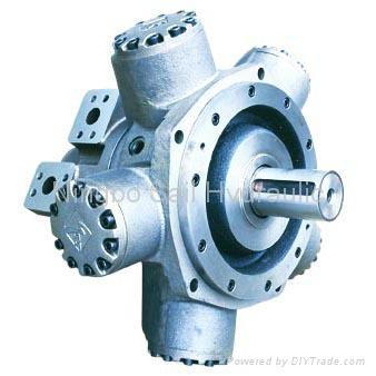 Nam Series Jmdg Series Radial Piston Hydraulic Motors