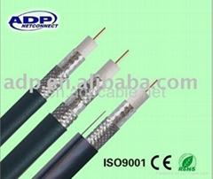 Coaxial cable rg6,rg11,rg58,rg59